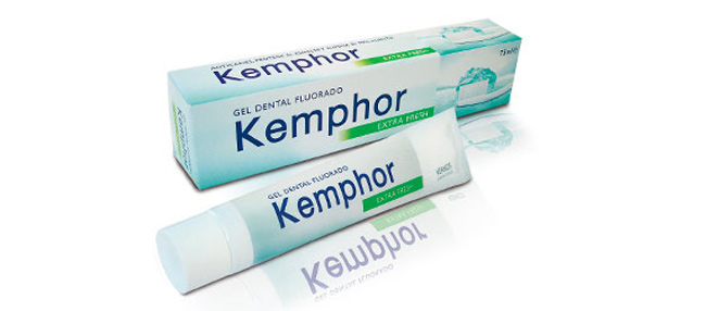 Gel dental fluorado Kemphor