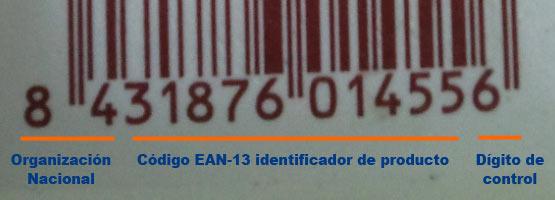 código 84 en EAN-13