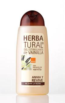 Gel de ducha herbatural