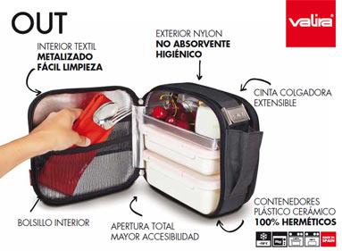 bolsa térmica para llevar
