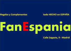 Tienda de productos españoles en Madrid