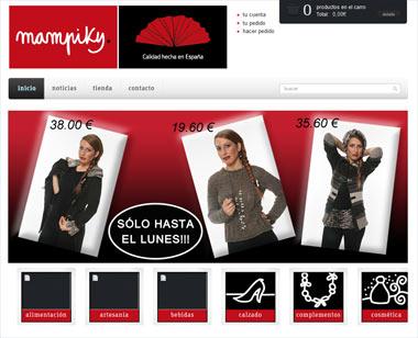 tienda online productos España