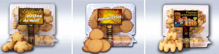 dulces típicos españoles