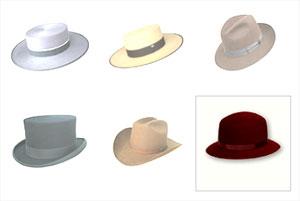 sombreros españoles