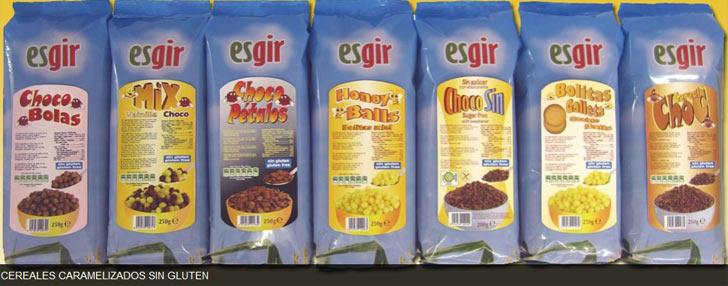 cereales españoles