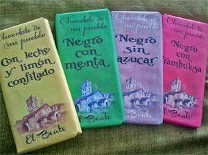 chocolates artesanos típicos