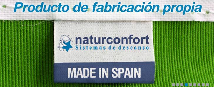 Colchón hecho en España