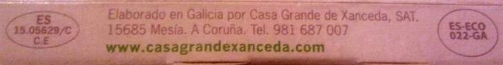yogur hecho en España