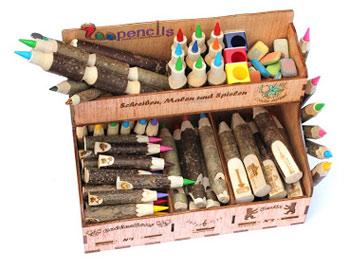 lápices ecológicos