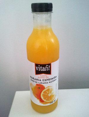 zumo naranja LIDL