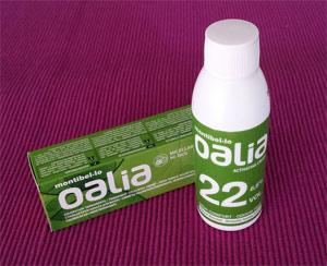 tinte permanente Oalia