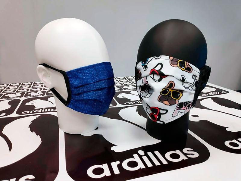 mascarillas de diseño